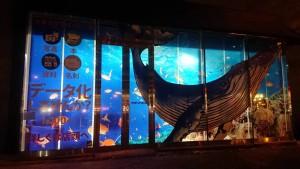 DSFクジラ夜